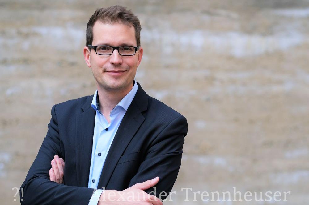 Alexander Trennheuser - Foto: Lucas Rosenthal