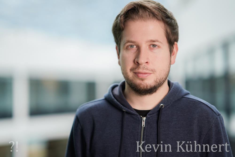 Kevin Kühnert - Foto: Nadine Stegemann