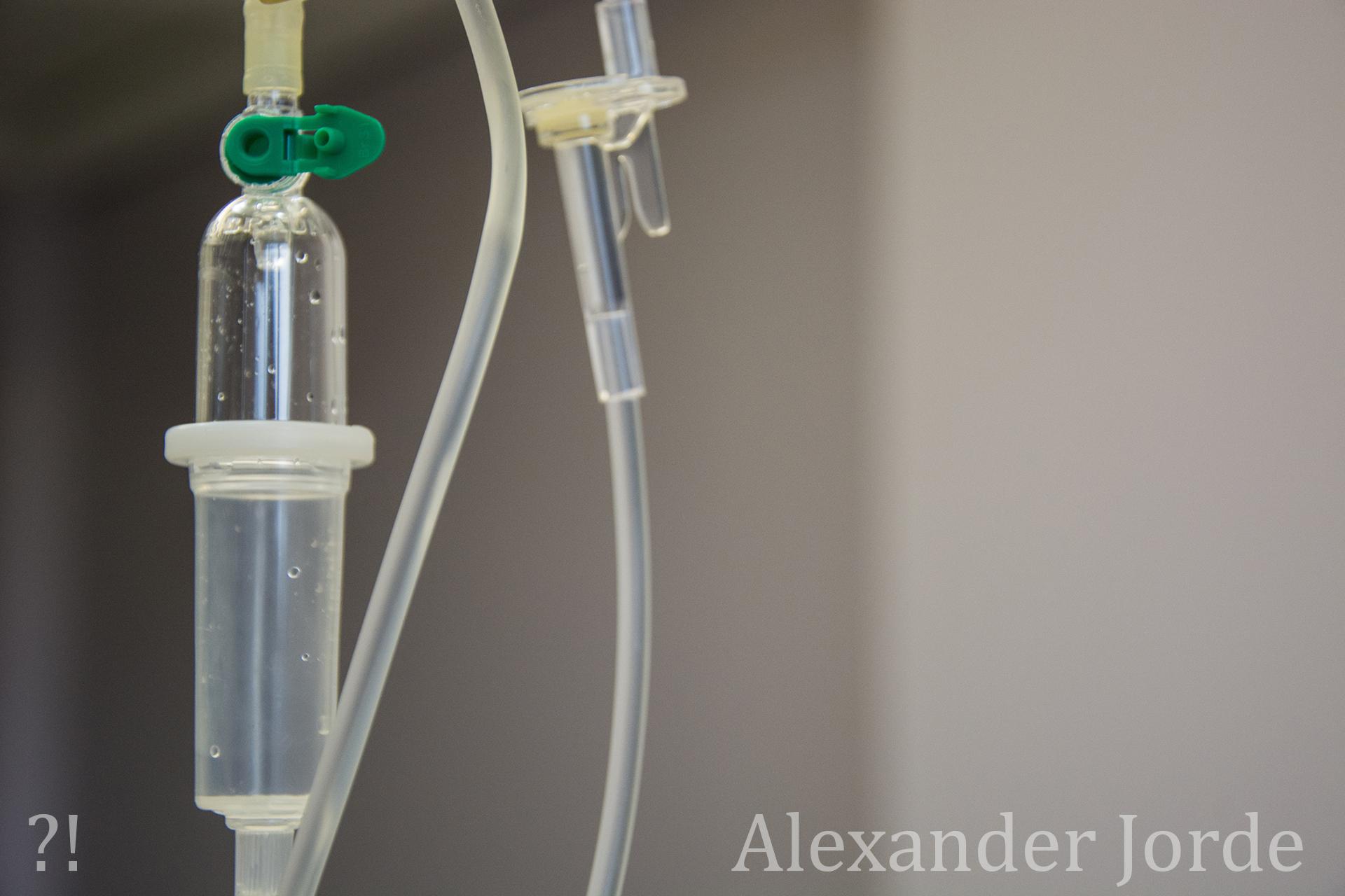 Intensivpfleger Alexander Jorde spricht über seine Arbeit und Corona