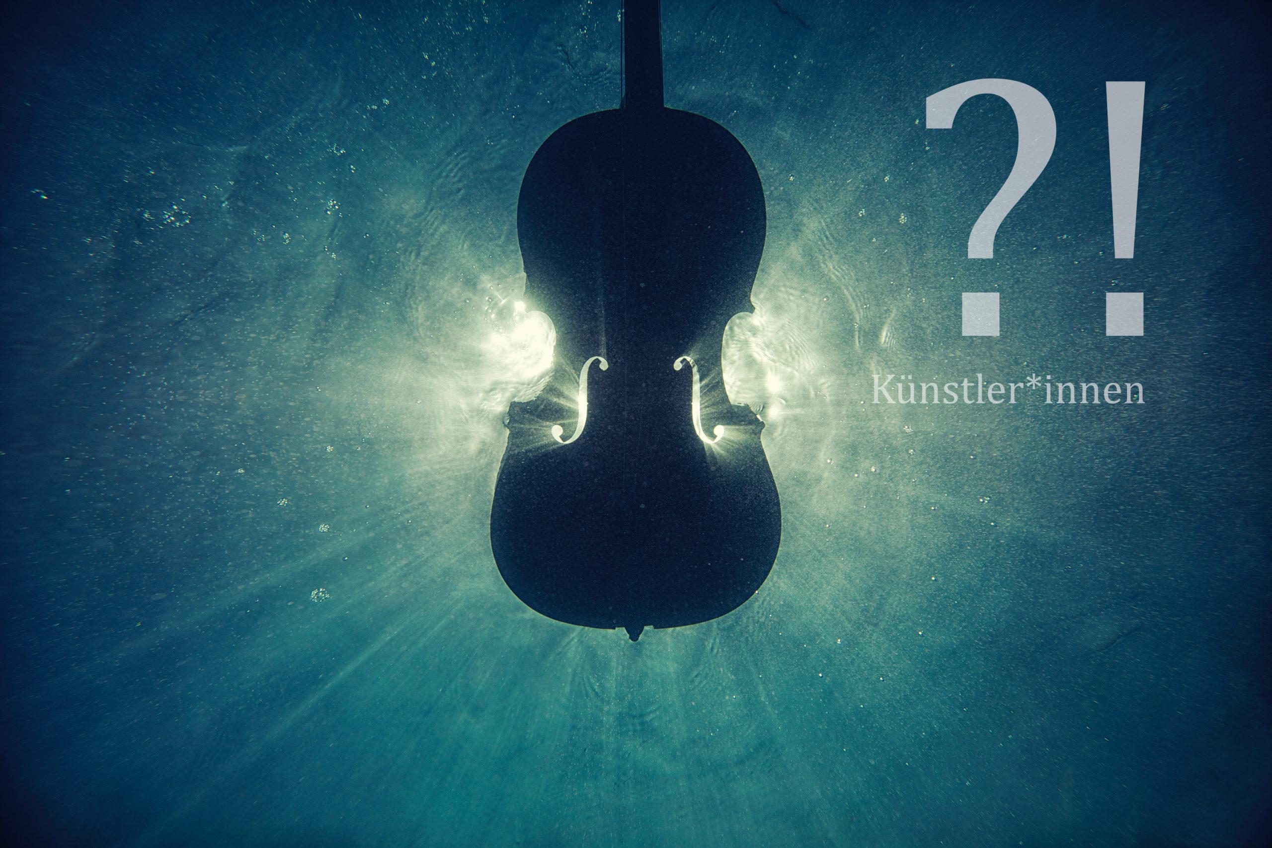 Künstler*innen der klassischen Musik